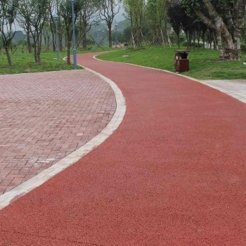 Color Protective Pavement Syst